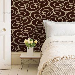 papel-de-parede-abstrato-moderno-arabesco-cafe