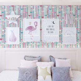 papel-de-parede-pirulitos-de-coracao-colorido