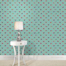 papel-de-parede-marshmallows-verticais-em-formato-de-coracao-rosa-claro