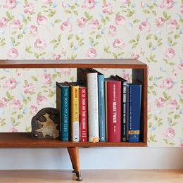 papel-de-parede-floral-primavera-delicado-cinza