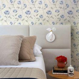 papel-de-parede-floral-moderno-suave-azul-claro