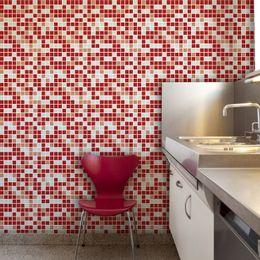 Papel-de-Parede-Pastilhas-Vermelho-4-x-4-cm---mod.03