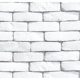 papel-de-parede-tijolo-branco-vintage