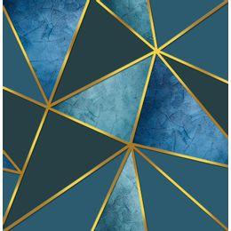 papel-de-parede-zara-gold-azul-marinho