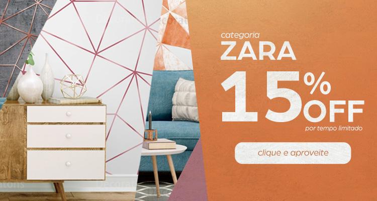 Zara 15% off