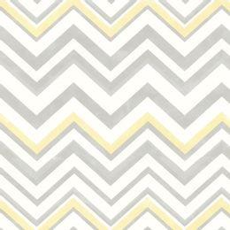 papel-de-parede-chevron-cinza-e-amarelo-watercolor